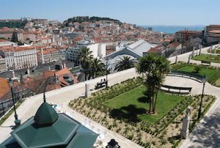 Pasear en Lisboa