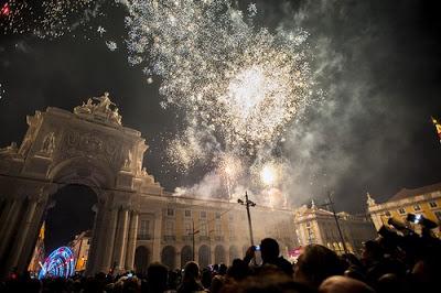 Nochevieja en Lisboa 2018-2019