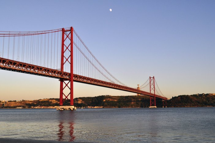 Lisbon Tagus River