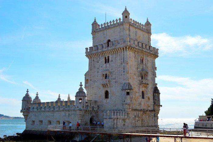 Torre Belém Viewpoint