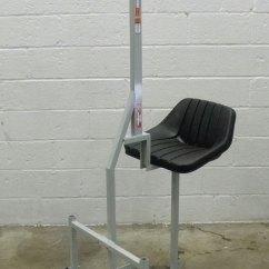 Bosun Chair Rental White Wedding Covers Uk Safway Hoist Lisbon For