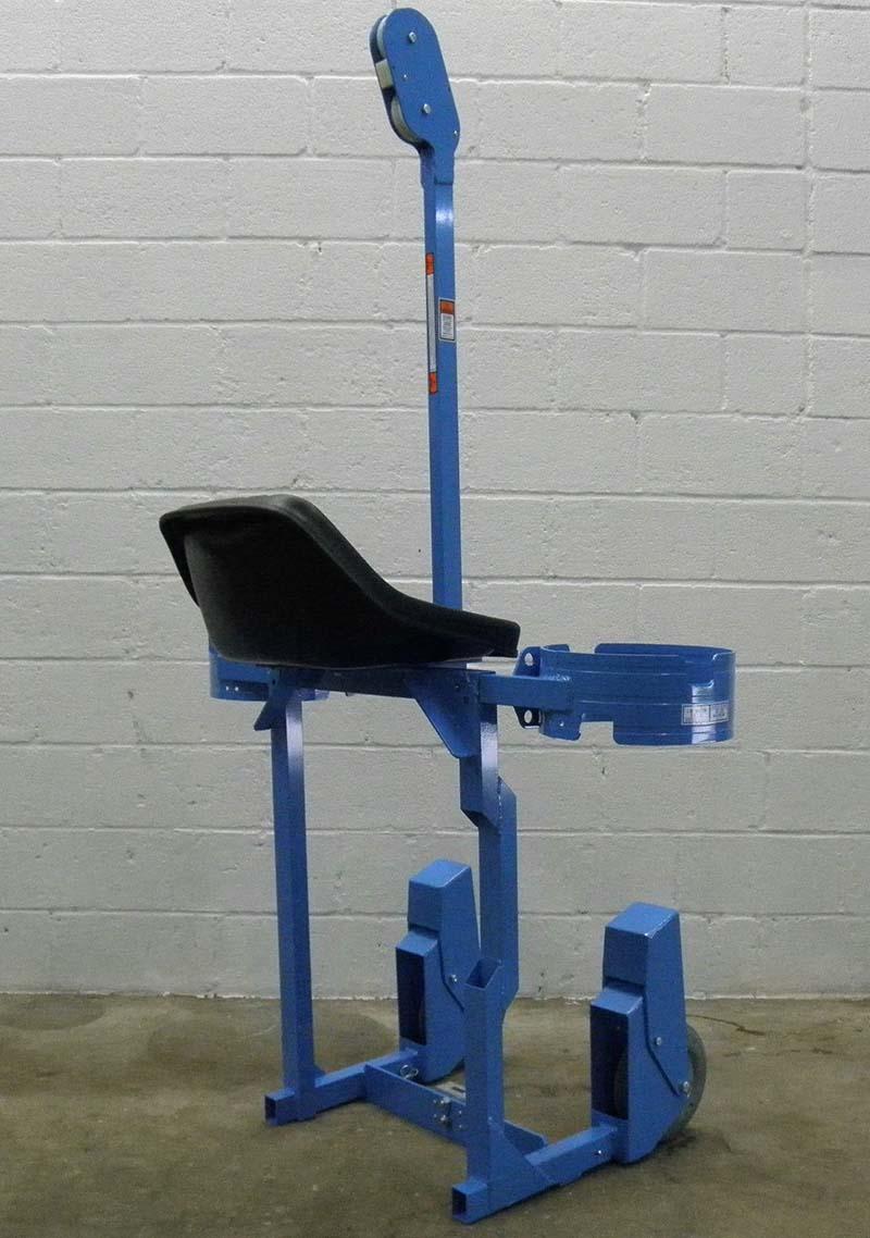 bosun chair rental leather club modern tractel hoist lisbon for