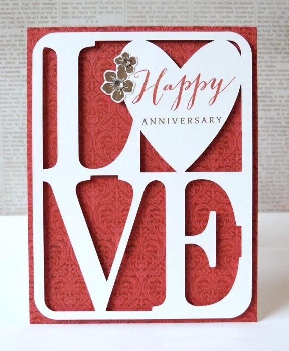 Love Cards For Him Handmade Examples And Forms