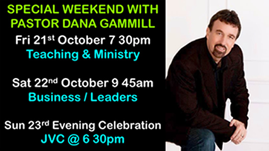 Weekend with Dana Gammill