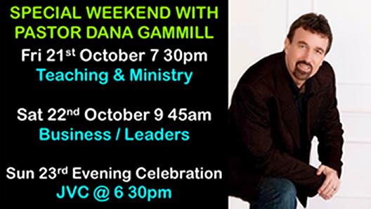Weekend with Dana Gammill