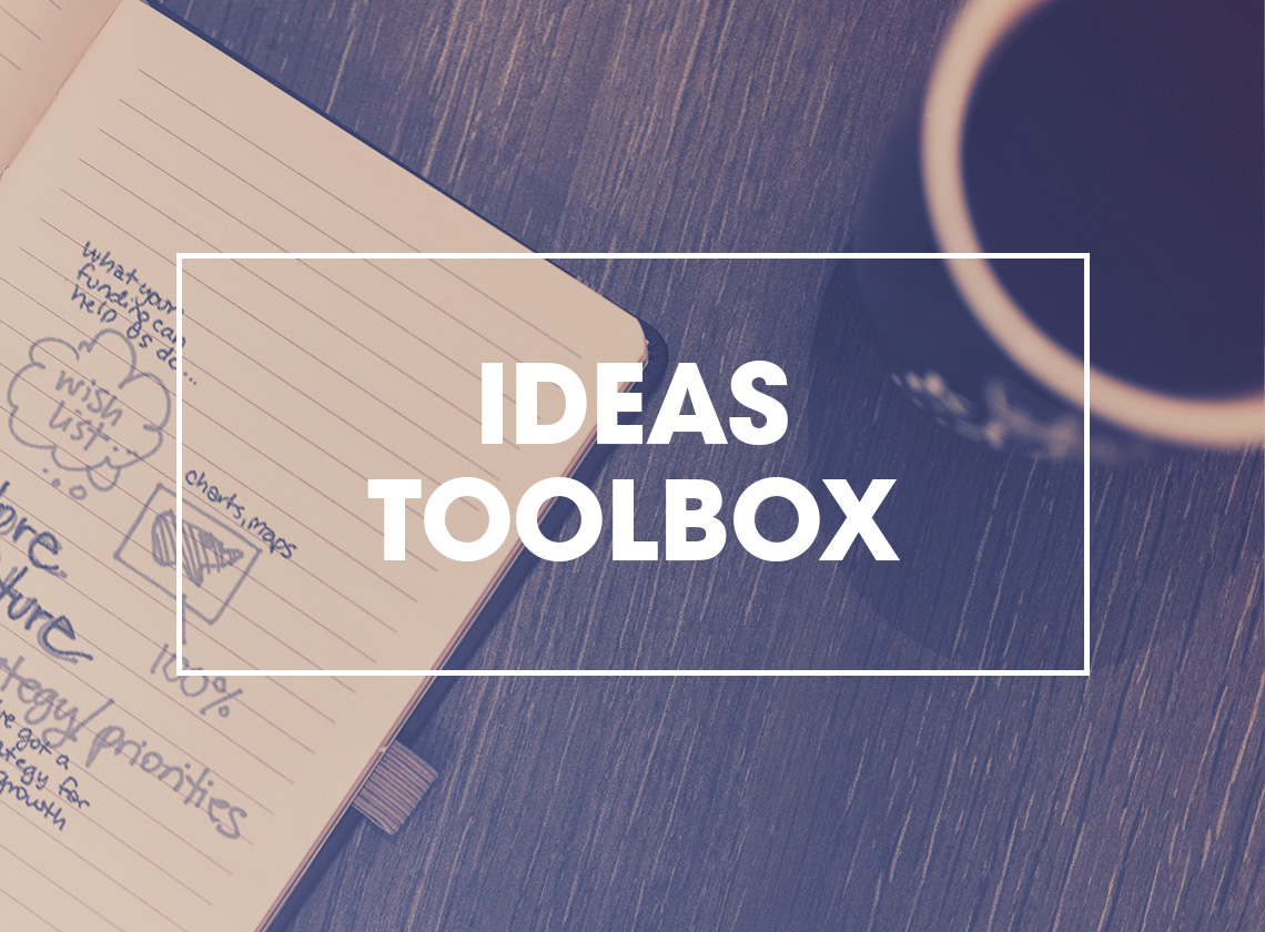 Ideas Toolbox at Lisburn City Church