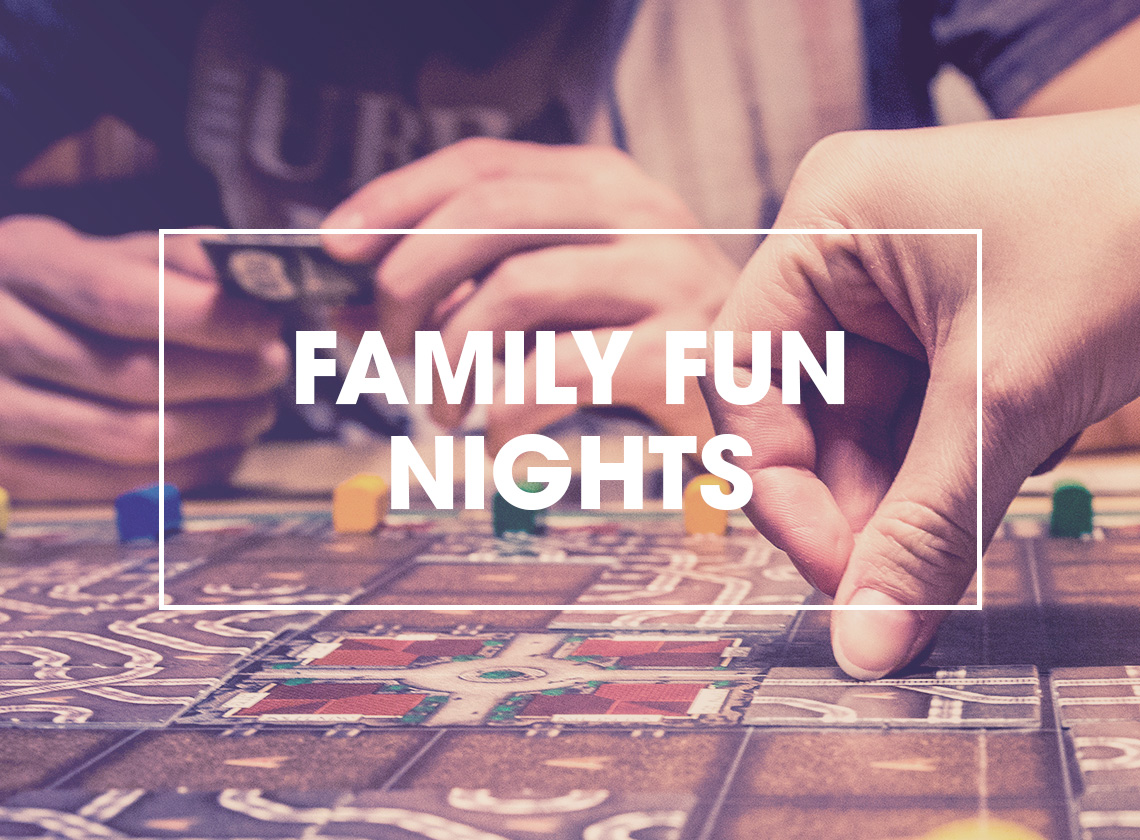 Lisburn City Church Family Fun Nights