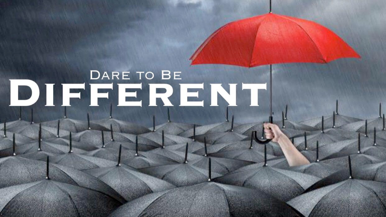 Lisburn City Church; 'Dare to be Different' Bible Study