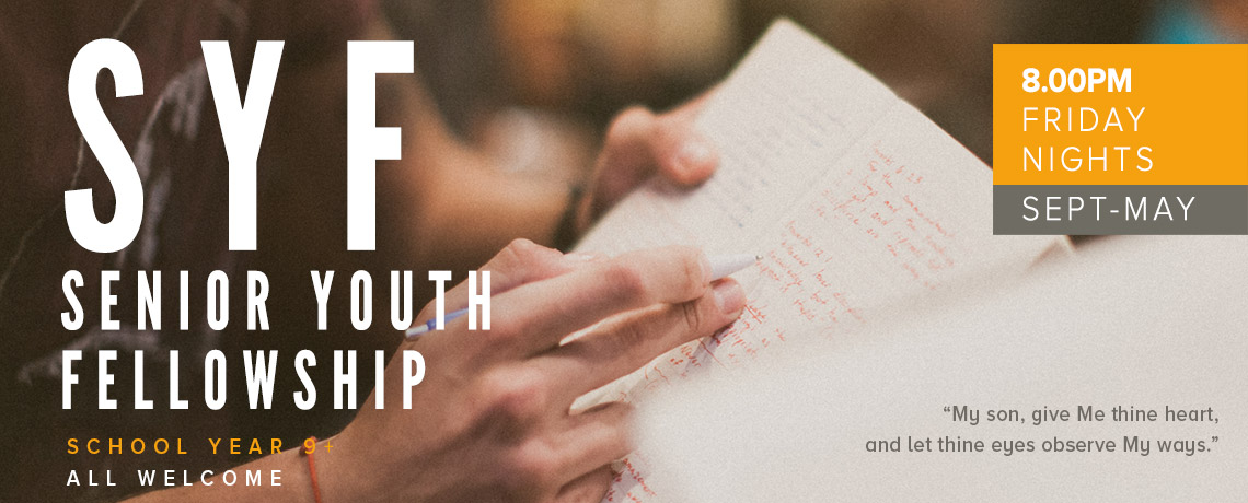 Senior Youth Fellowship