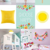 Happy rooms for happy little people