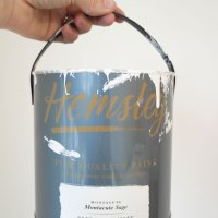 A beautiful find: Hemsley paint