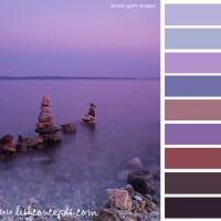 Moodboard Monday - The colour Purple