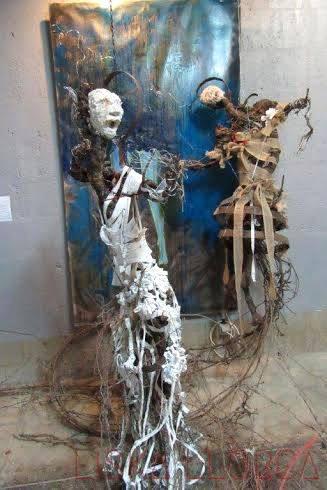 Galerie Ecotone / Vendôme / 2015