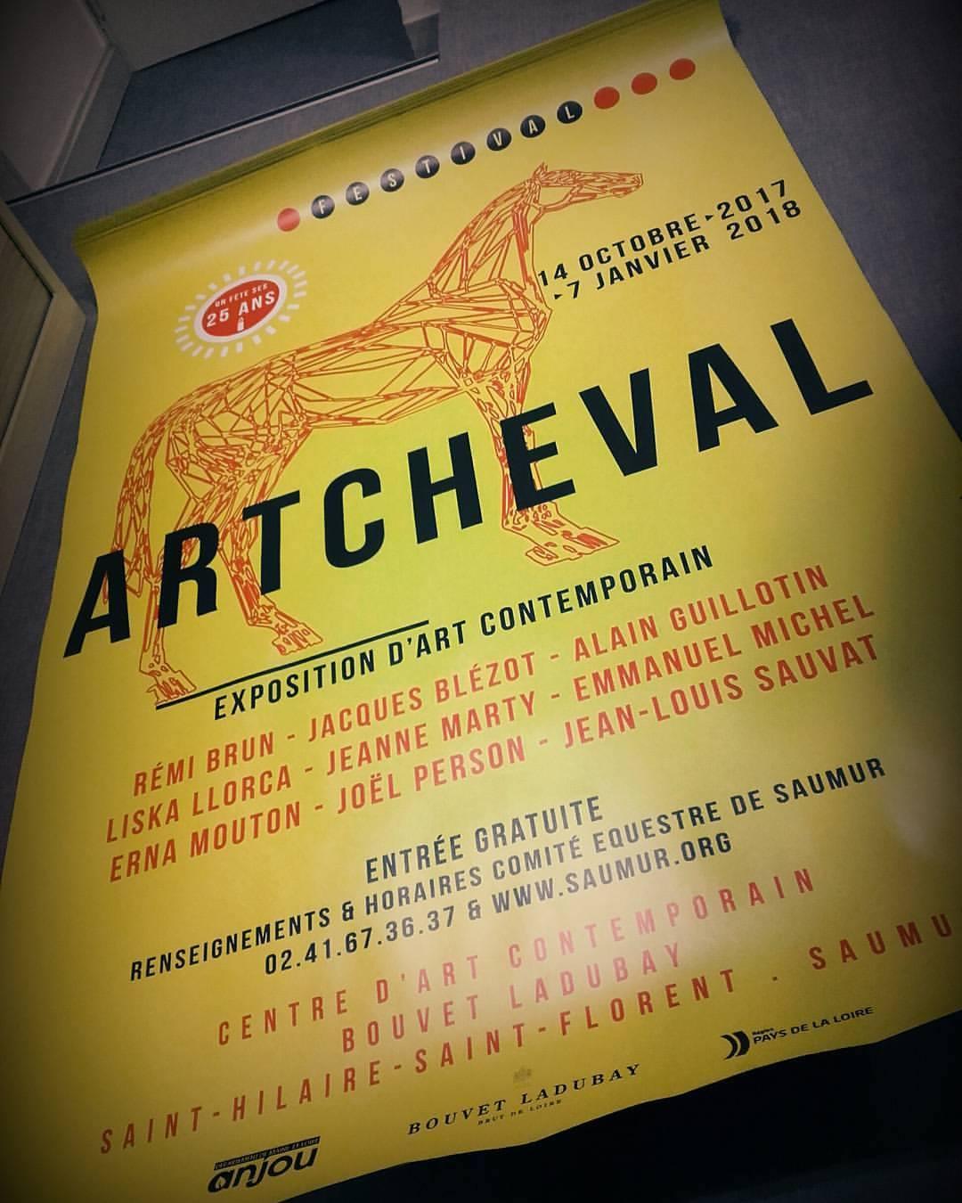 Artcheval – octobre 2017 – parisART