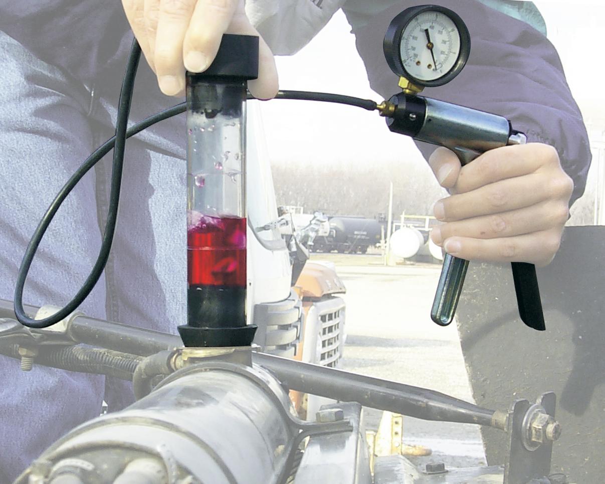 75500 combustion leak detector