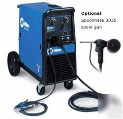 Millermatic 210 mig welder 951006 wspool gun