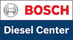 Bosch Diesel Centre logo