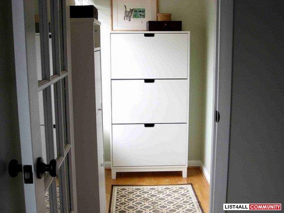 Ikea STALL Shoe cabinet  samanthajames  List4All