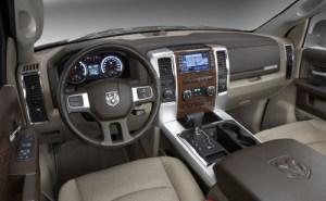 Dodge Ram 2011: ficha técnica, imágenes y rivales   Lista