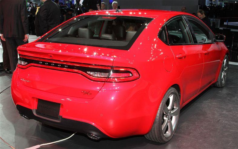 Salón de Detroit 2012: presentación oficial del Dodge Dart 2013   Lista de Carros
