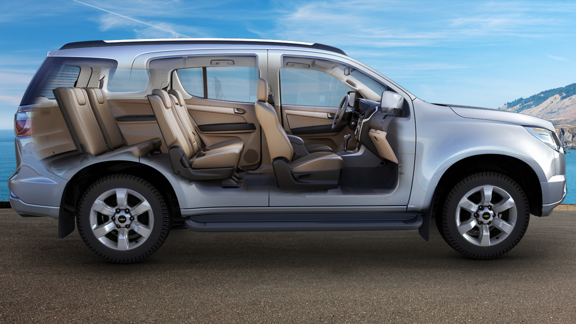 the search for best 7 seat suv for mom fortuner vs trailblazer vs