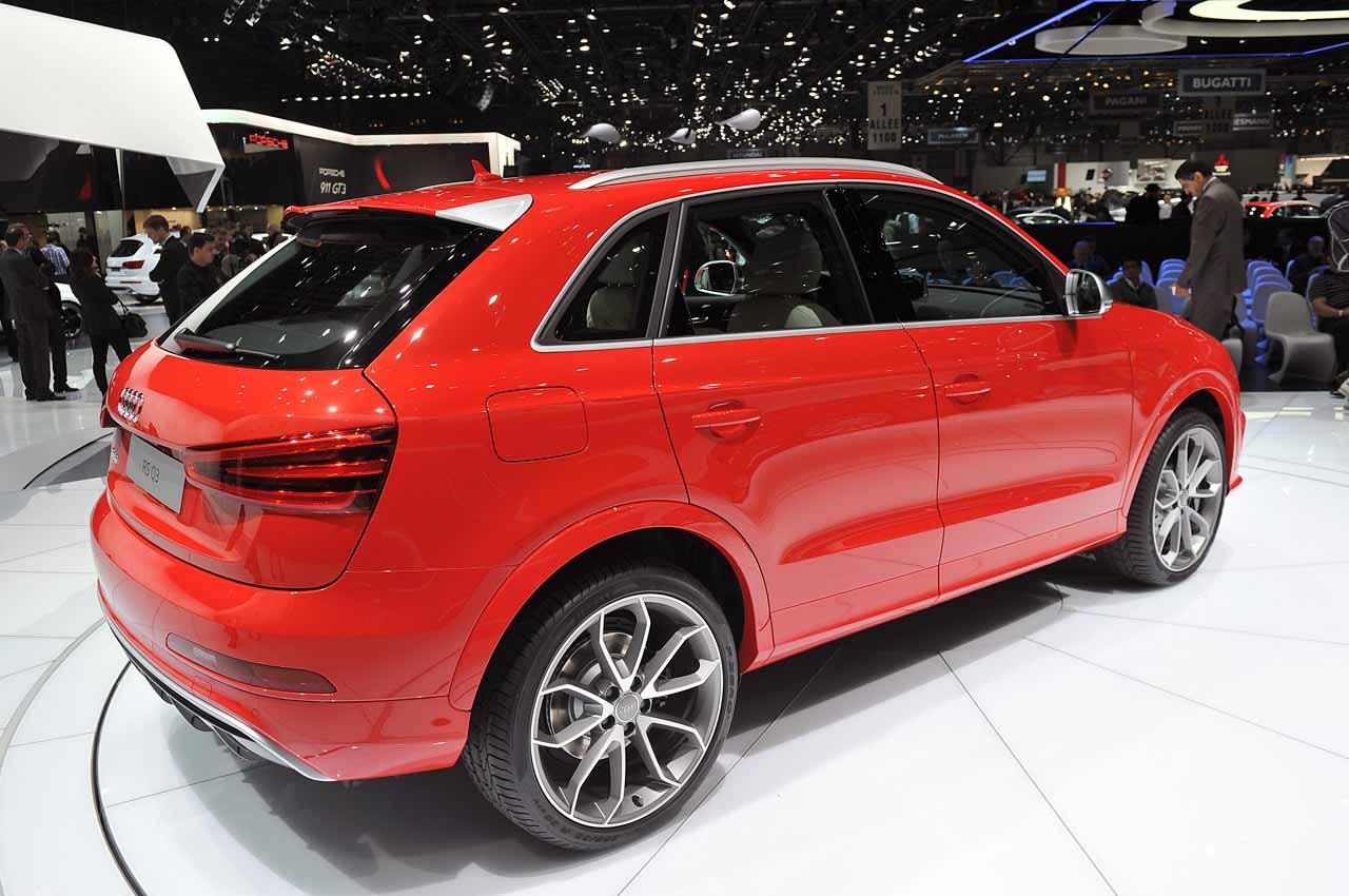 Audi Q3 2014 bello lujoso dinmico y deportivo  Lista