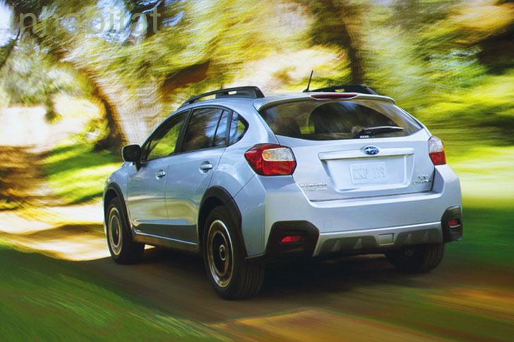 Subaru XV Crosstrek 2014 tecnologa comodidad y mucha