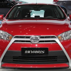 Toyota Yaris Trd 2014 Dijual Body Kit All New Sportivo Sedán Un Cambio Radical Y Profundo