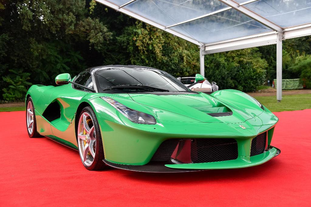 Saln Priv 2014 Los carros ms carros y lujosos del