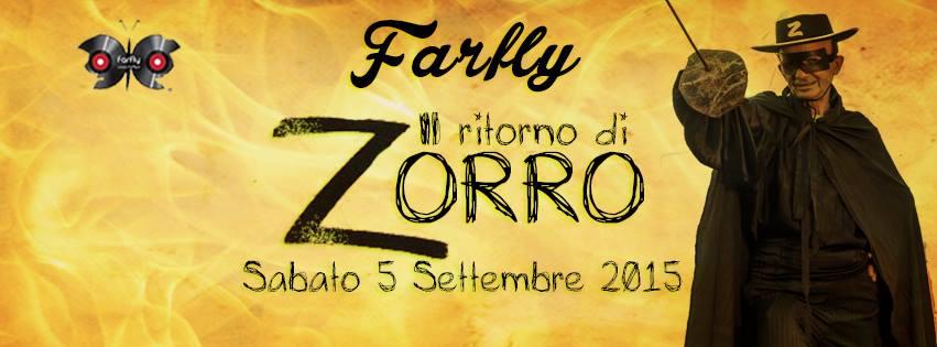 FarFly Il Ritorno di ZORRO Torre Regina Giovanna