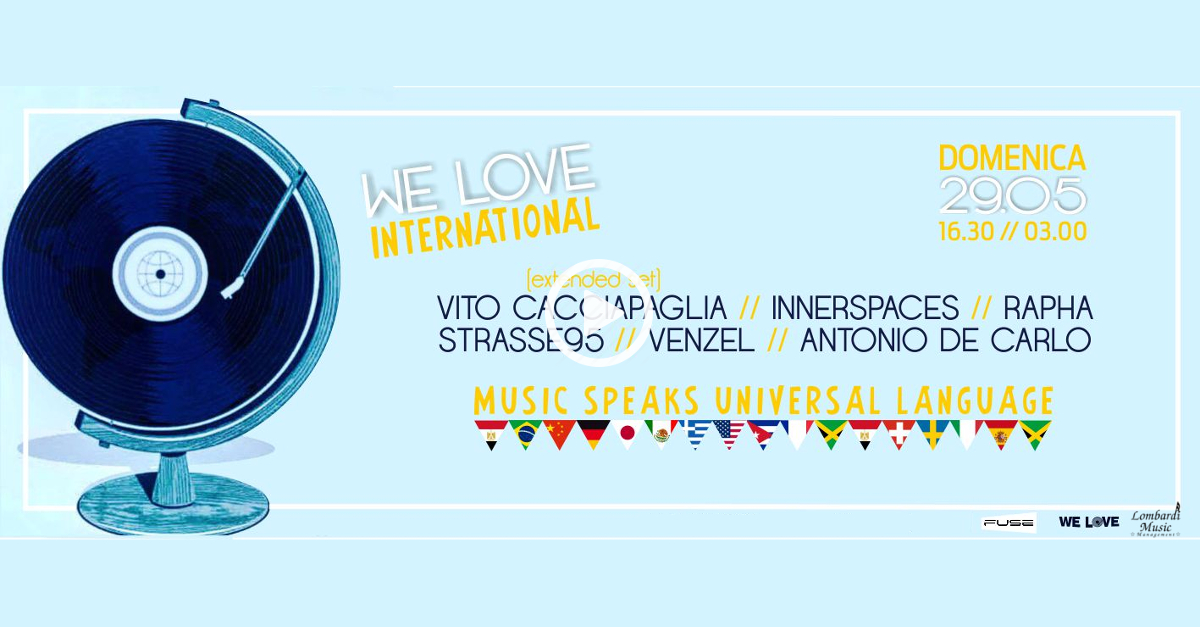 We Love After Party International