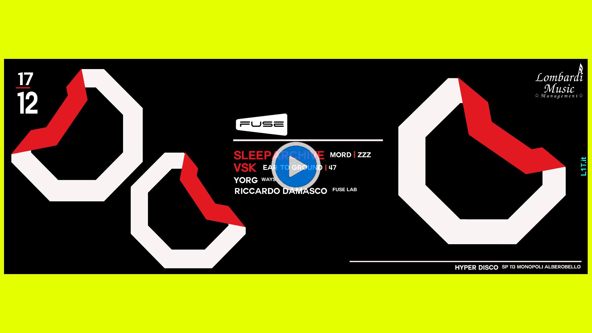 Fuse Sleeparchive VSK Hyper