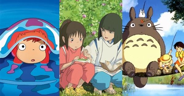 Every Studio Ghibli Movie