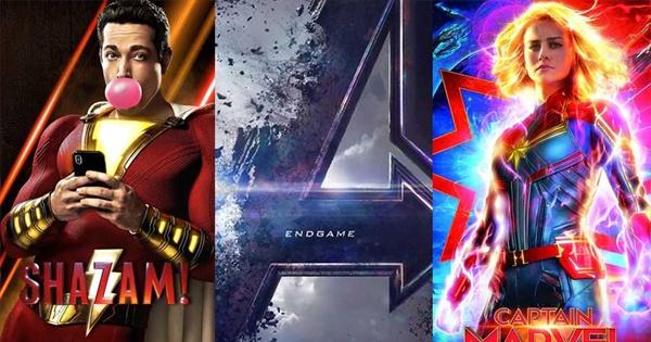 2019 Superhero Movies Update