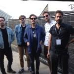 צ'יטאז בראיון בפרימוורה על אלבומם השני / Cheatahs Primavera Interview on their Second Album