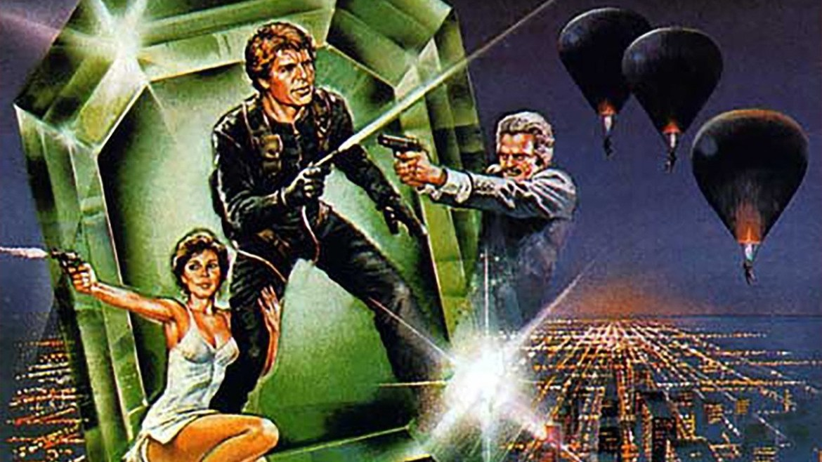 Green Ice 1981 movie poster