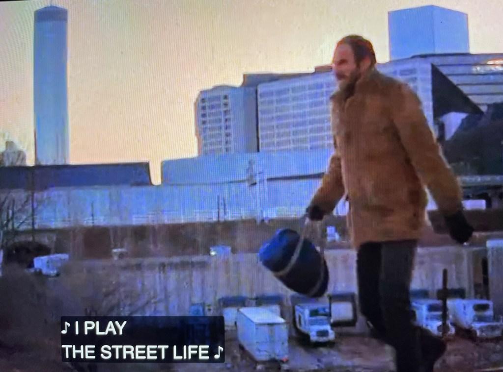 Burt Reynolds Sharky's Machine opening scene