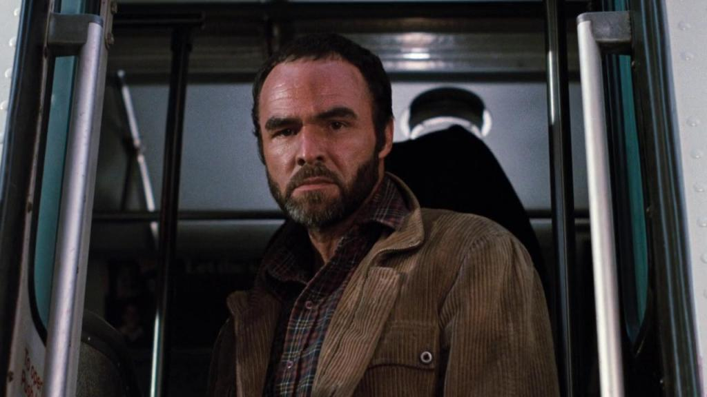 Burt Reynolds in Sharky's Machine