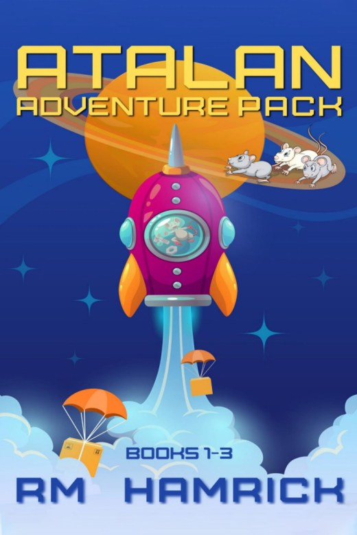 The Atalan Adventure Pack by R.M. Hamrick