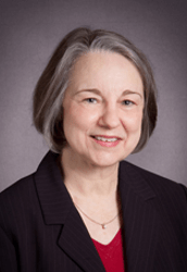 Dr. Carol Andrews, associate professor emerita of literature