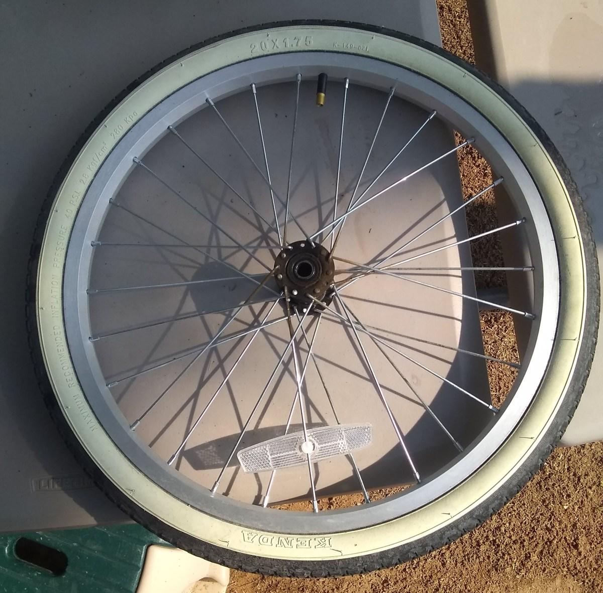 errant wheel