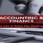 Accountant jobs in Dubai,Abu Dhabi and Sharjah