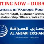 Huge Latest Banking Job Vacancies in Al Ansari Exchange