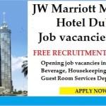 Huge Job Vacancies in Marriott International, Inc@Gulf