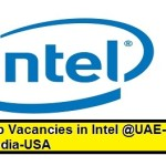 Latest Job Vacancies in Intel | Any Graduate/ Any Degree / Diploma / ITI |Btech | MBA | +2 | Post Graduates  |  UAE-Saudi Arabia-India-USA
