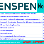 Latest Oil and Gas Job Vacancies in Penspen September 2017 | Any Graduate/ Any Degree / Diploma / ITI |Btech | MBA | +2 | Post Graduates | Abu Dhabi,Bangkok,Singapore,UAE,USA,UK