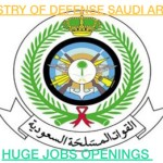 URGENT HUGE JOBS OPENINGS AT MINISTRY OF DEFENCE SAUDI ARABIA