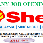 Huge Latest Oil and Gas Job Vacancies in Shell International @Malaysia,Singapore,UK,USA,UAE