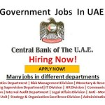15000+ Huge Latest  Job Vacancies in Central Bank of the United Arab Emirates@UAE