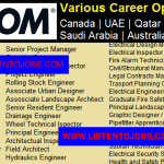 3432 Latest Job Vacancies in AECOM 2017 | Any Graduate/ Any Degree / Diploma / ITI |Btech | MBA | +2 | Post Graduates  | UAE,Qatar,Bahrain,Kuwait,Oman,Singapore,Malaysia,UK,USA,Russia,Canada | Apply Online
